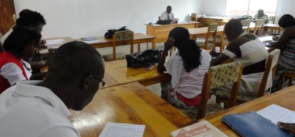 séance d'examen sur l'histoire du Burundi